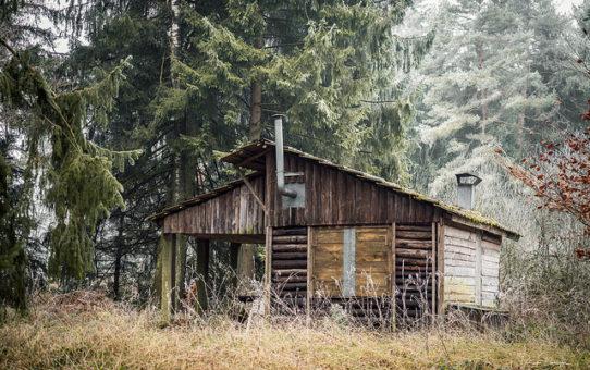 Die unbekannte Hütte